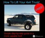 How To Lift Your 4x4 Truck!