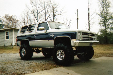 1985 Chevrolet K5 Blazer