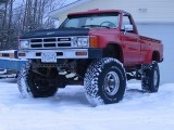1985 Toyota SR5 reg. cab long box pick-up