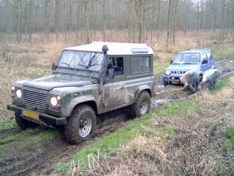 Land Rover Defender 90 Stationwagon County, 1987 200 Tdi.
