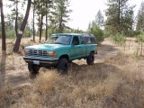 1992 Ford Ranger 4X4 Supercab