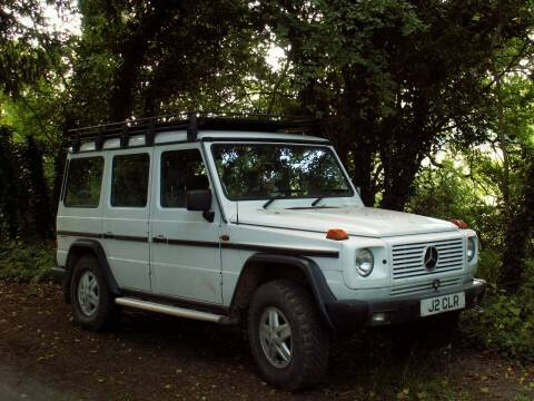 1992 Mercedes-Benz 300GD G-Wagen