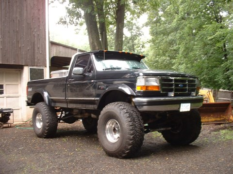 1975 Ford F250 Custom(needs Images