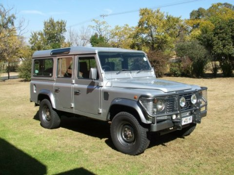 1994 Land Rover 110 Defender Tdi Hi-Line. I want to add: