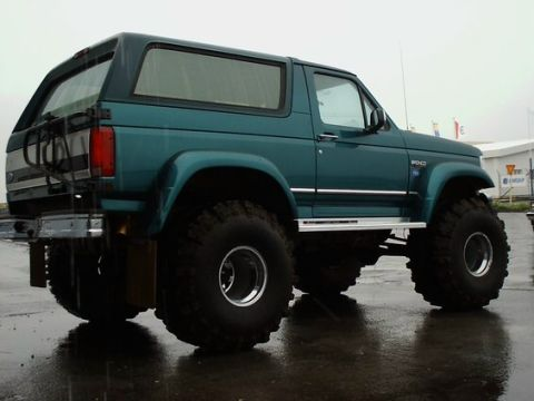 2003 ford bronco