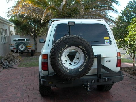 1996 Toyota Land Cruiser 80 Series For Land Cruiser 80 Series