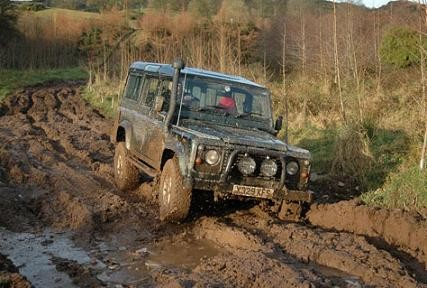 2000 Land Rover Defender 110 County Station Wagon Gt Gt 4x4