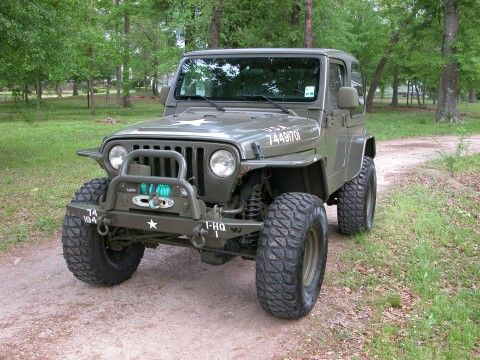 Total Here  Jeep Wrangler