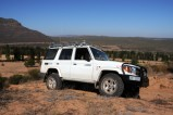 2007 LandCruiser 76 StationWagon