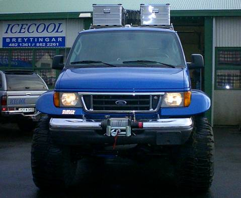South Pole 6x6 - Ice Challenger