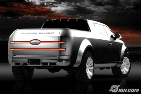 Ford Super Chief Concept