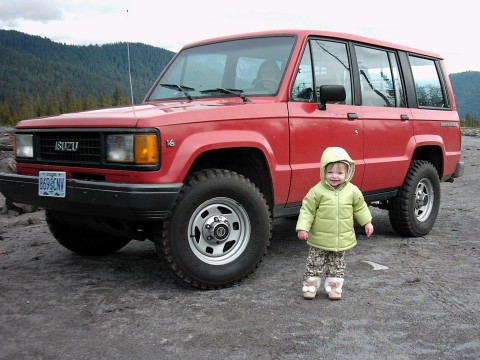 1991 Isuzu Trooper 4x4 > 4x4 Off Roads! 4x4 Off Roads