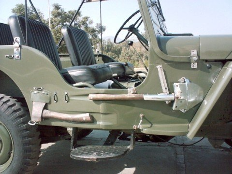 Willys Jeep 1951