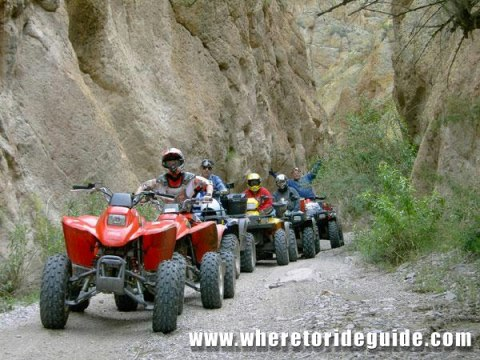 Small 4x4 Atv 4x4 Atv Exploring America