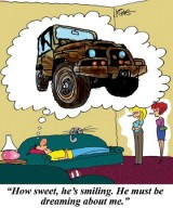 4x4 Off Road Cartoon