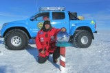 4x4 South Pole World Record