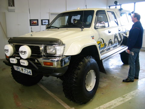 Toyota Hilux Diesel. Toyota Hilux Double Cab 38