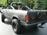 Chevy Blazer S10 Convertible
