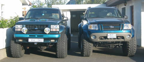 Check Out This St Ford Explorer And Ford Ranger Forums