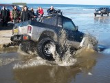 Denmark 4x4 Beach Tour