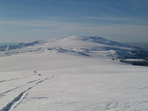 Eyjafjallajokull - view from the east
