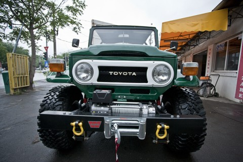 Land Cruiser Restoration >> Fj Cruiser Restoration 4x4 Off Roads 4x4 Off Roads