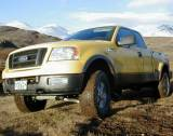 Ford F-150 FX4 5.4l-V8 SuperCab Flareside