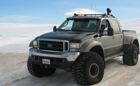Ford F 350 4x4