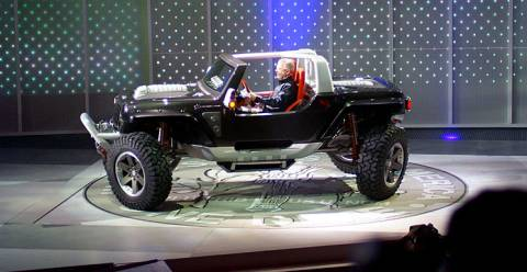 Jeep Hurricane - Concept