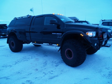 Put big tires on a truck? - Yahoo! Answers