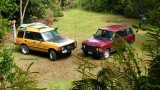 Land Rover 90, Discovery, Range Rover