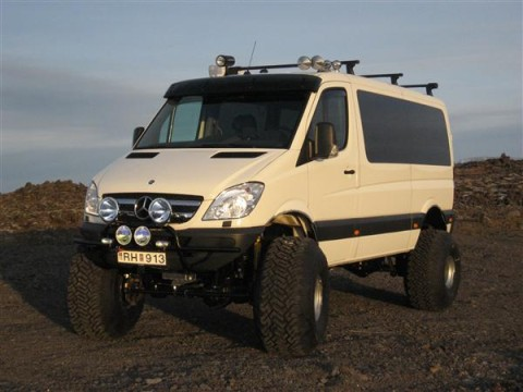 Fantastic However, It Is Also Capable Of Conquering The Dirt Road In A Video Released By Manuel Carrillo III In His YouTube Channel, He Demonstrates What The MercedesBenz Sprinter 4&2154 Crew Van Is Capable Of But Before Anything Else, Let Us Take A