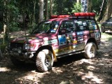 Mitsubishi Pajero 2.4 injection multi valve petrol, 1998
