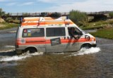 Mongol Rally Ambulance