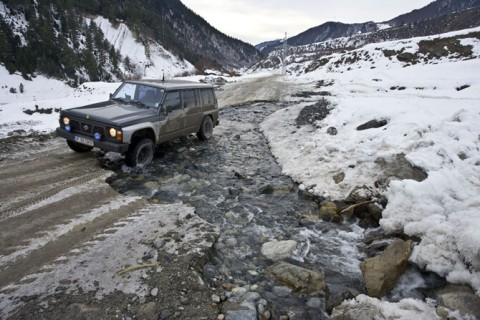 Off Roading Expedition - Caucasus Georgia