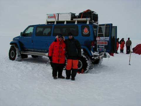 South Pole World Record - Ice Challenger