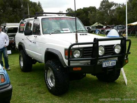 Vacuum Line Diagram For 1994 Toyota 4runner together with Land Rover Defender Air Conditioning further Smittybilt Light Bar Dodge together with Toyota Hilux 3 0 1991 3 Specs And Images as well 87 Toyota Corolla Engine Diagram. on land cruiser wiring diagram