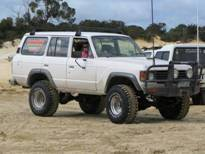 Toyota Land Cruiser HJ60 1982
