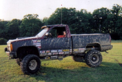 1990 GMC Sierra Short Bed