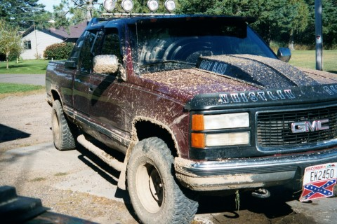 1994 GMC full size extended cab 4x4