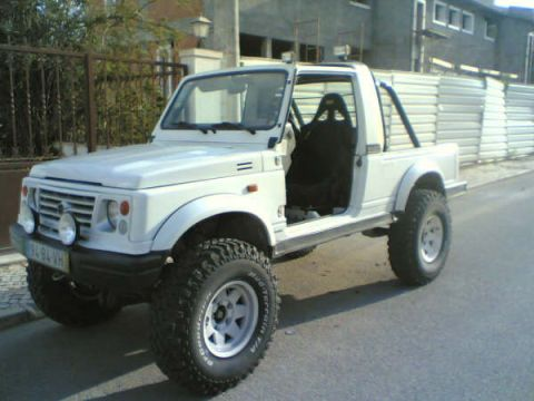 2003 Suzuki Samurai Pick Up 4x4