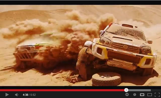 Dakar Rally - The ulimate rally race?