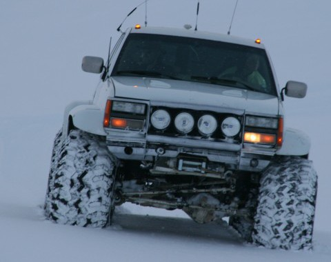 Extreme 4x4 Offroad Vehicles