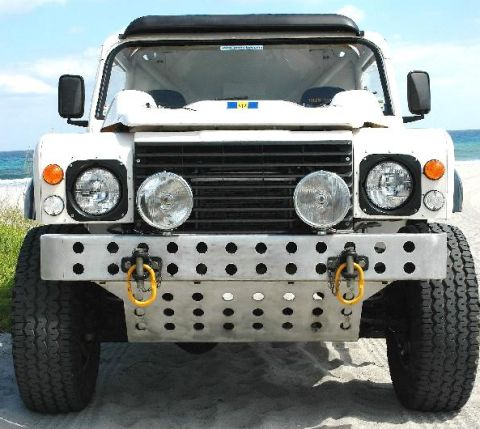 Land Rover TomCat Auction