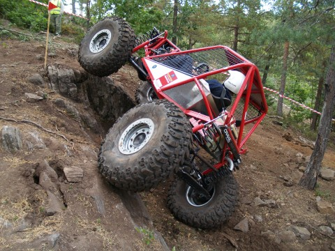 What are Offroad Trials?