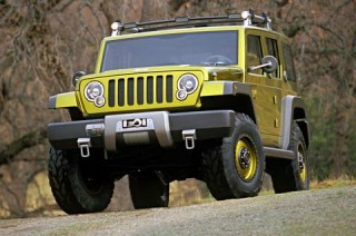 Jeep Rescue - Search and Rescue