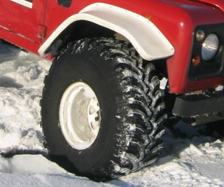 Offroad Tire Size Calculator