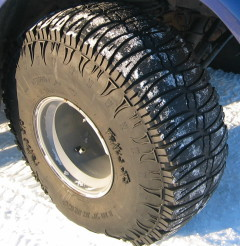 4x4 offroad tire