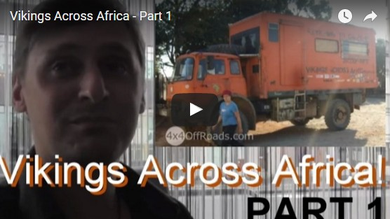 Interview: Garry Taylor - Vikings Across Africa!