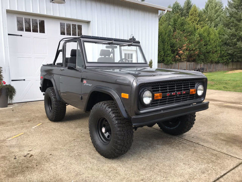 Ford Bronco Classic 4x4 >> 4x4 Off Roads